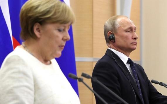 Товарооборот между Россией и Германией снизился в январе-сентябре 2019 года на 12,9%